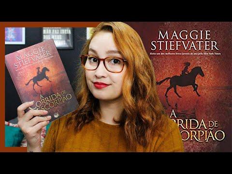 A Corrida do Escorpião (Maggie Stiefvater) | Resenhando Sonhos