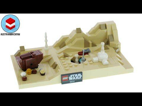 Vidéo LEGO Star Wars 40451 : La résidence de Tatooine
