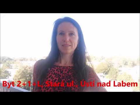Video z << Prodej bytu 2+1+L v os. vlastnictví, 63 m2, ul. Stará, Ústí nad Labem-Skřivánek >>