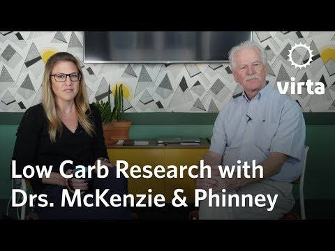 Dr. Stephen Phinney and Dr. Amy McKenzie on Ketogenic Diets and Diabetes