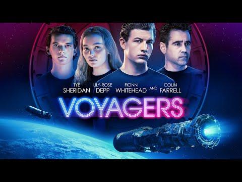 Поколение Вояджер ОБЗОР новой премьеры 2021 (Voyagers). Топ научная фантастика или полный треш?