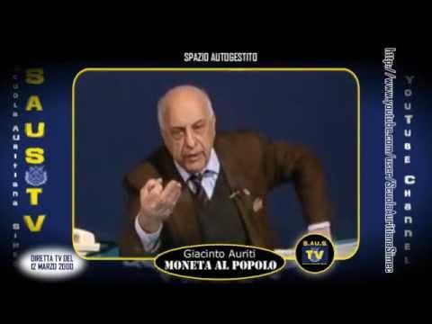 Alta Massoneria bancaria e crollo demografico. Democrazia Integrale12/3/2000