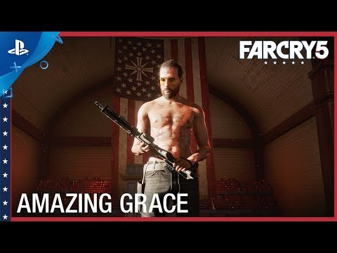Far Cry 5: E3 2017 Official Amazing Grace Trailer | PS4