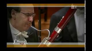 M.Ravel Bolero solo di fagotto  Andrea Corsi Orchestra Nazionale RAI Dir.P.Rophè