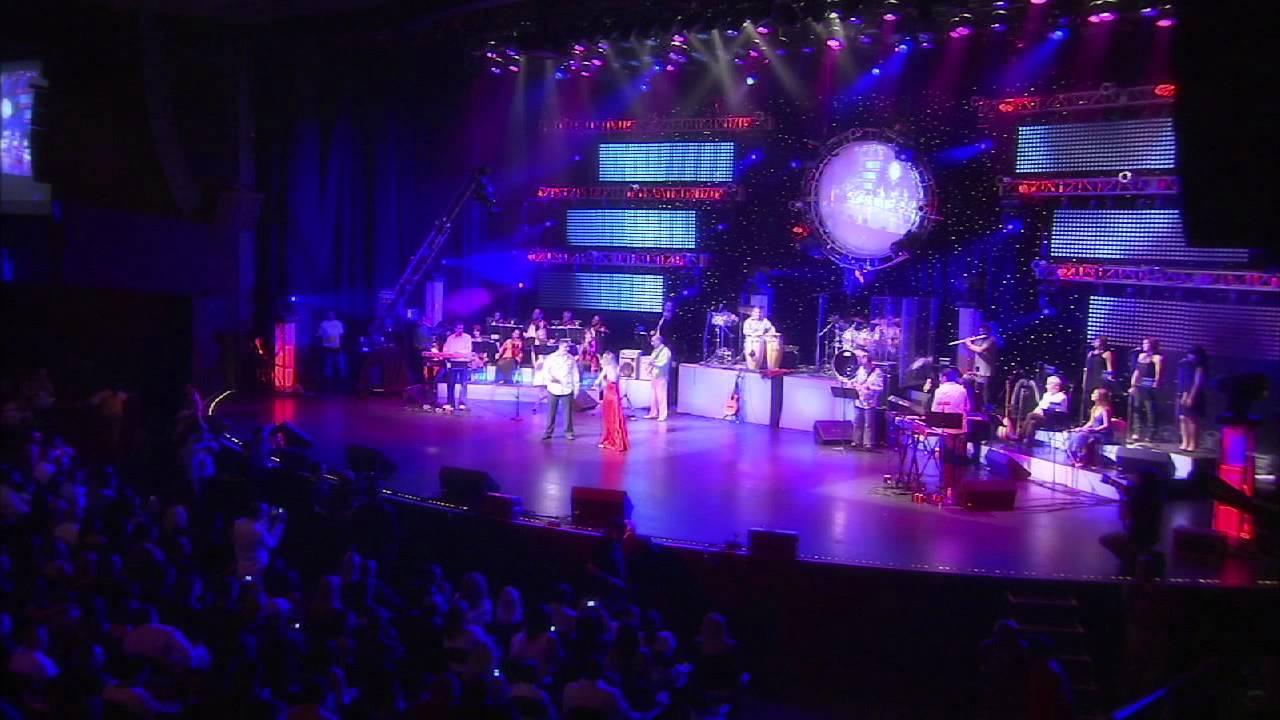 "Armenchik – Christine Pepelyan ""Inchu""  Live Gibson Amphitheatre 2007"
