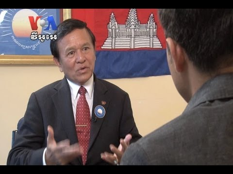 Kem Sokha Talks Opposition Plans (Cambodia news in Khmer)