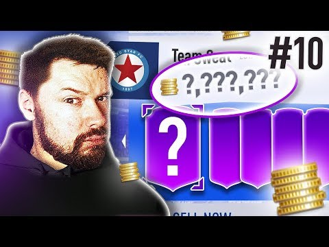 MAKING MORE PROFIT! - #FIFA19 ULTIMATE TEAM DRAFT TO GLORY #10
