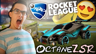 ROCKET League Case Opening Champion Crate 4 ☆ Octane ZSR - MAMY TOO !!! #5 ㋡ MafiaSolec