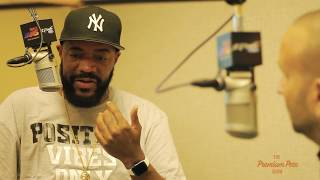 ED LOVER Talks Hot 97, Power 105, Yo! MTV Raps, Stories Of Tupac/BIG/Oprah/Michael Jordan + More!