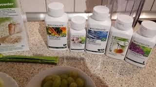 Протеиновые коктейли: Выводим токсины из организма #смузи #zdorovie