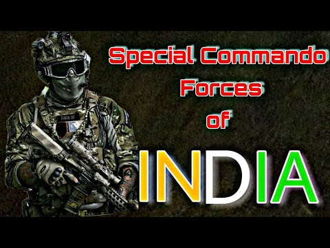 The Special Commando Forces of INDIA! #jaihind #vandematram