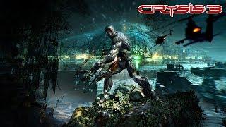 Стрим прохождение по игре Crysis 3