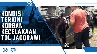 Kondisi Terkini Korban Kecelakaan Suzuki APV Tol Jagorawi