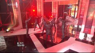 2PM - Tired of Waiting & Heartbeat [Live Performance]