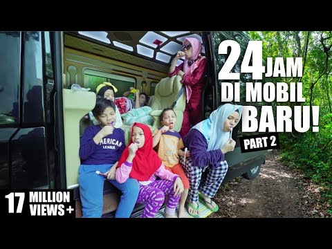 Download Part 2 Gen Halilintar 24 Jam Di Mobil Baru, Yang Ketiduran Diceplokin HD Mp4 3GP Video and MP3