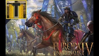 [4] Rise of the Date Shogunate!- Europa Universalis 4