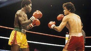Salvador Sanchez vs Azumah Nelson (Highlights)