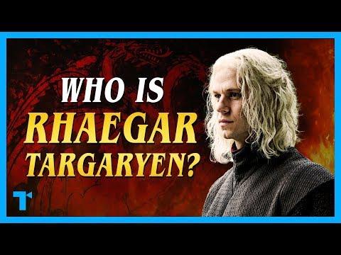 Game of Thrones: Rhaegar Targaryen Character Study