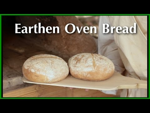 Baking Bread in the Earthen Oven Part 2 – 18th Century Cooking Series