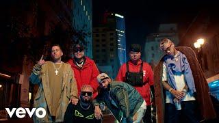 La Calle - Alex Sensation feat. Myke Towers, Jhay Cortez, Arcángel, De La Ghetto y Darell (Video)