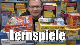 Lernspiele für die Grundschule: Mathe, Deutsch, Englisch, Logik und natürlich Spaß!