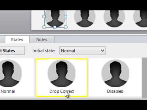 Articulate Storyline tutorial: Customize this free drag and drop template