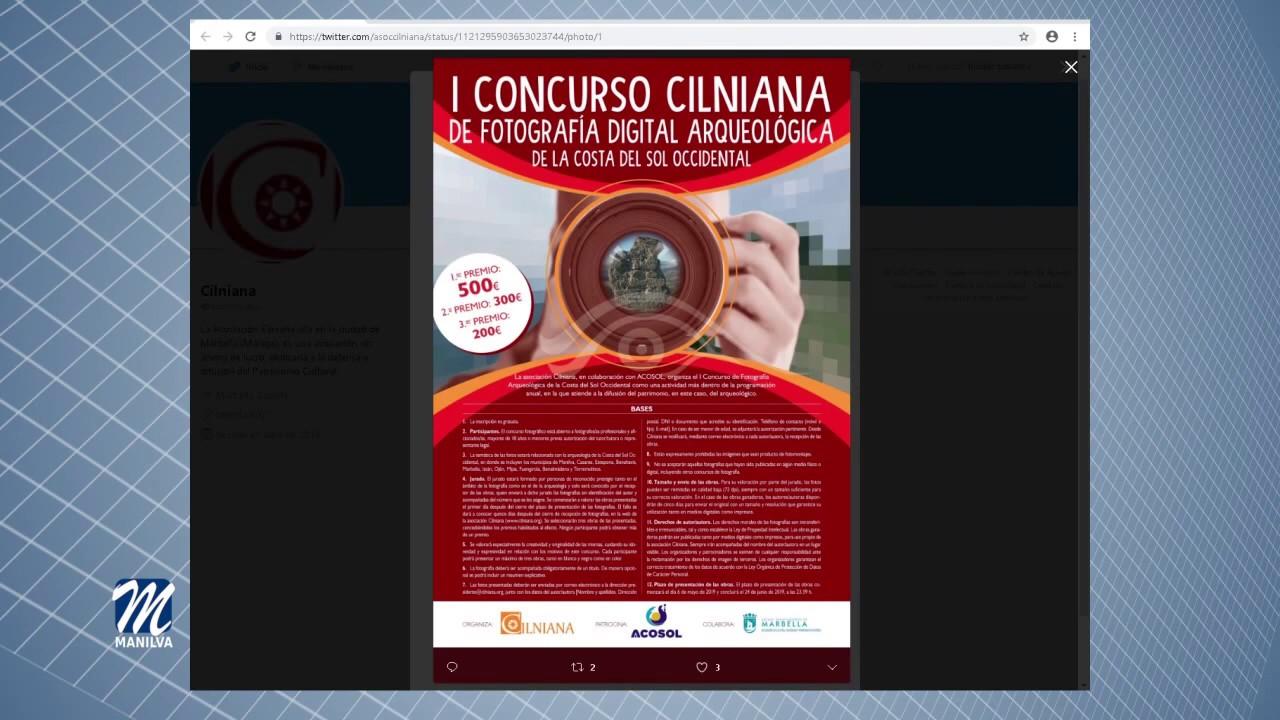 EL 24 DE JUNIO FINALIZA EL PLAZO DE PRESENTACIÓN PARA EL CONCURSO CILNIANA DE FOTOGRAFÍA DIGITAL ARQUEOLÓGICA