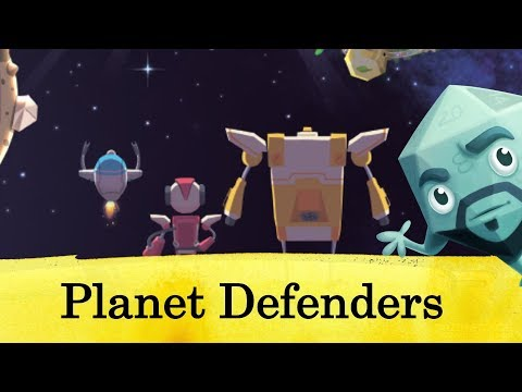 Planet Defenders Review - with Zee Garcia