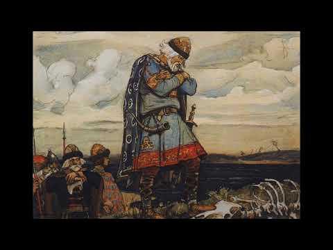 Песнь о Вещем Олеге - А.С.Пушкин