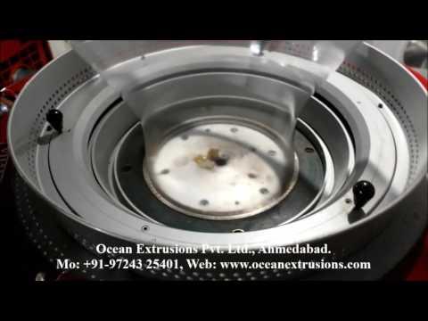 Three Layer Coextrusion Film Blowing Machine