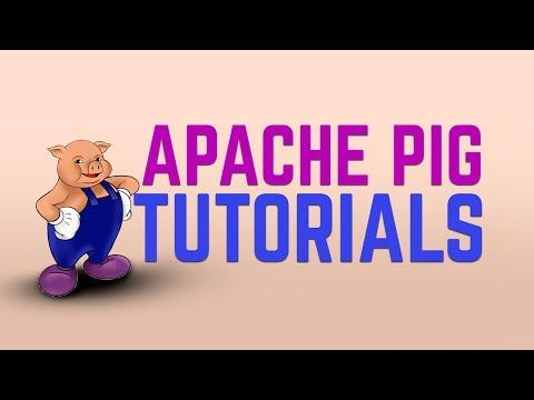 Apache Pig Tutorials | Hadoop \u0026 Big Data