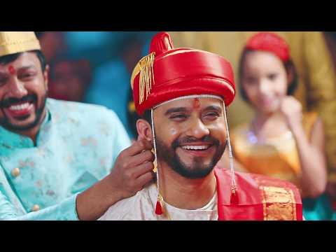 Mayur Janhavee - Marathi Wedding