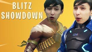 Blitz Showdown Solo Mode (SingSing Fortnite Battle Royale Highlights)