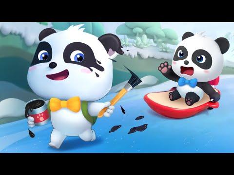 Đó có phải là Kiki?   Gấu trúc Kiki panda và những người bạn   Phim hoạt hình thiếu nhi hay BabyBus