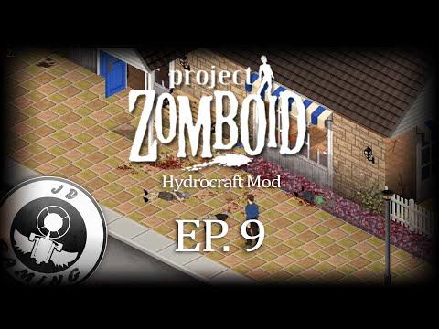 [CZ-LP] Project Zomboid #9 - Na nákupech