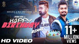 Happy Birthigh Qualityay Full Mp3 Ginny Mahindru Parmish Verma Latest Gana 2018 20 Music