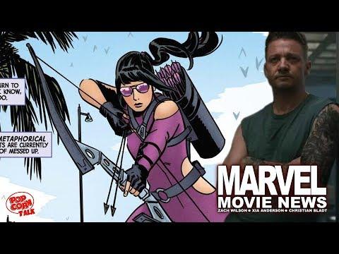 Marvel Movie News: Disney+ Announces HAWKEYE SERIES & Two More!