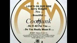 Jerry Knight - Fire (Funk 1982)