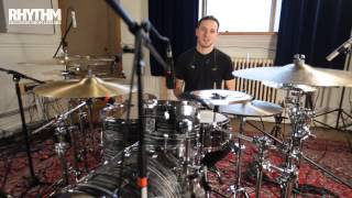 Architects 'Naysayer' drum lesson with Dan Searle (part 1)