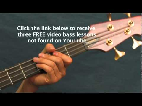 easy bass guitar song lesson would alice in chains
