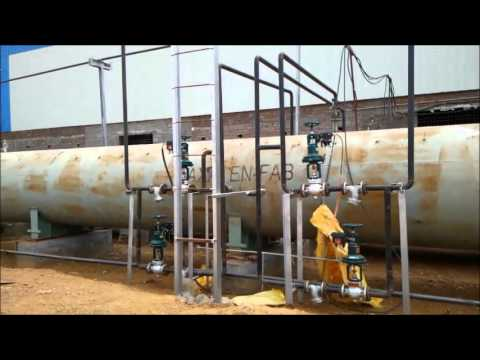 Glass Laminating Autoclave System