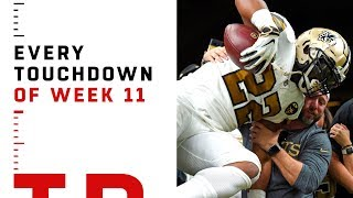 Every Touchdown from Week 11 | NFL 2018 Highlights