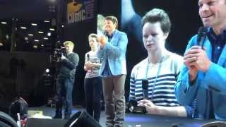 Миша Коллинз, Comic Con Russia 2014 - Misha's Panel (05.10)