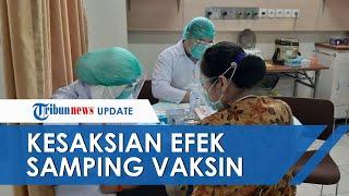 POPULER Lima Jam Setelah Disuntik Vaksin Covid-19, Relawan Sebut Alami Rasa Kantuk Hebat