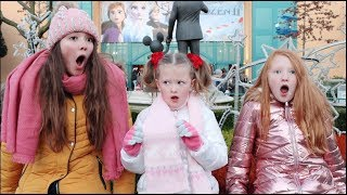 THE BIGGEST DISNEY SURPRISE OF THE HOLIDAY! VLOGMAS DAY 4