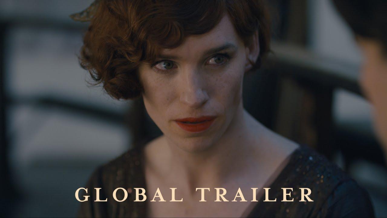 Trailer för The Danish Girl