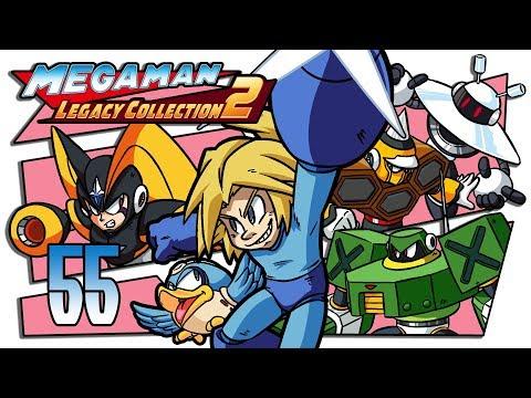 Let's Play Mega Man Legacy Collection 2 [German][Blind][#55] - Prototyp der Medizin! (видео)