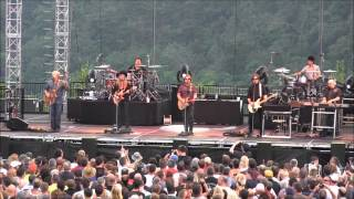 Doobie Brothers - Rockin Down The Highway - Lewiston, NY - July  9, 2013