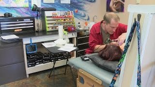 Tattoo Shop Gives Back To Breast Cancer Survivors