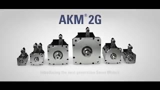 必威体育登录Kollmorgen AKM2G——下一代伺服电机